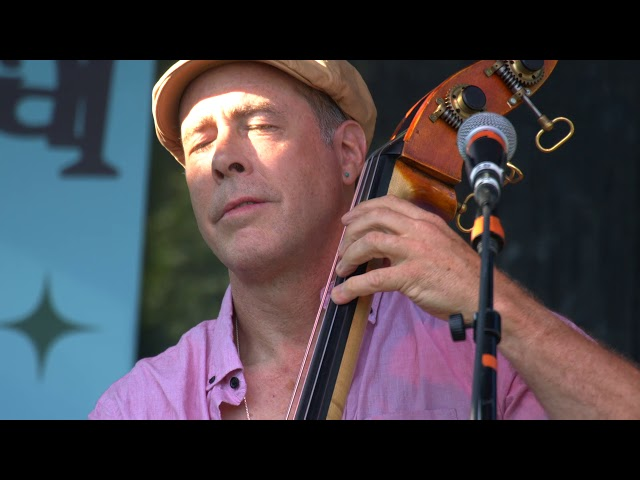 Erie Blues and Jazz 2019 - Lindsey Horner Group