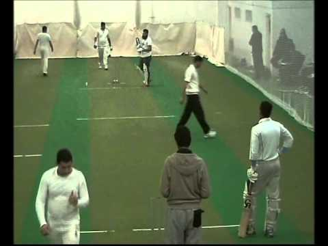 Sheffield Indoor Cricket League Cup Final Asian Lions CC vs Champion CC Highlights