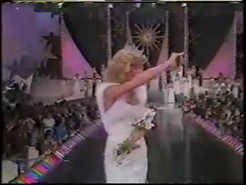 Miss America 1986 -- Crowning - YouTube