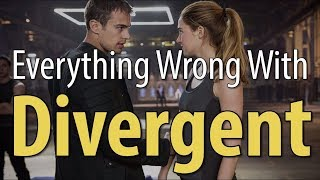 Everything Wrong With Divergent In 16 Minutes Or Less