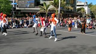 Bhangra    Auckland Diwali festival 2017
