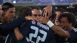 Resumen de Real Sociedad vs Real Madrid (1-2) 2010/2011