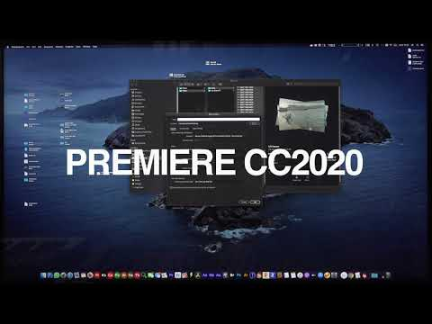 Adobe CC 2020 System Reboot while Import (Mac Os X)