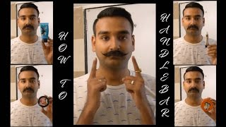 How to Handlebar with Simco Moustache Fixer thumbnail