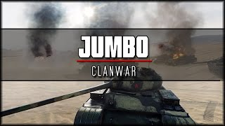 World of Tanks - Live:  JUMB0 Clan War - Safari Kampagne II [ deutsch | gameplay ]