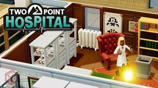 Two Point Hospital - Отопительный сезон! #7