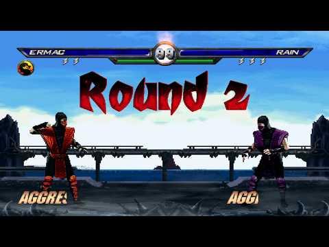 [MORTAL KOMBAT PROJECT] MK2 Ninjas UPDATED (Season 2.9 & Season 2 Final) + New Stages!