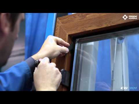 Window Glazing ( Glass Installation ) Station CG 301
