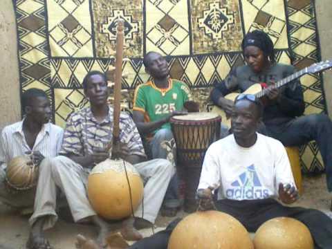 la musique burkinabe
