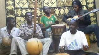 musique traditionnel burkina faso