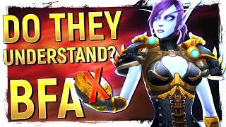 CLASSIC & 8.1 Lore: The Hype Is Real & The Azerite Comms Disaster: How Blizz Scored An Own Goal