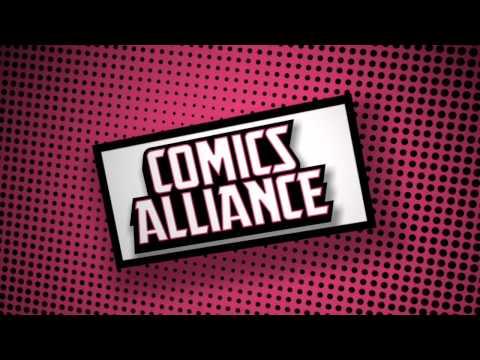 ComicsAlliance Podcast 103: Cape Comics Art, Arkham Aesthetics, Agents of SOMETHING