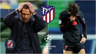 CHAMPIONS ¿Es el Cholo Simeone el responsable del fracaso del Atlético Madrid? | Fuera De Juego