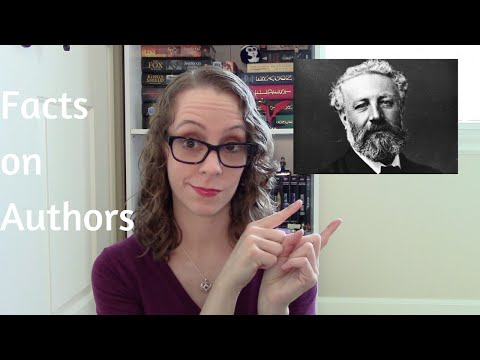 Facts on Authors   Jules Verne