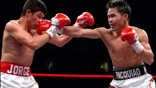 Manny Pacquiao vs Jorge Solis | April 14, 2007