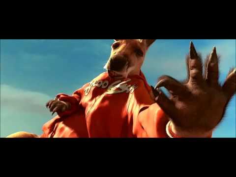 Kangaroo Jack hallucination scene