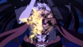 Sinbad's badass Djinn Transformation