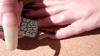 Review Of Born Pretty Magic Magnetic Nail Polish HD Video