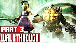 BIOSHOCK REMASTERED Gameplay Walkthrough Part 3 (PC 1080p) - No Commentary FULL GAME