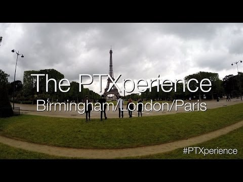 The PTXperience Episode 9 European Tour (Birmingham/London/Paris)