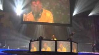 Tiësto Live in concert 2003 -  Salt Tank - Eugina (Michael Woods Remix).