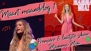 Wat een première! 😱❤️ MAMMA MIA STOPT - Storytime Maart deel 1