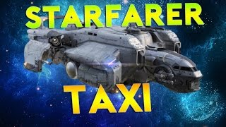 Star Citizen Alpha 2.5   STARFARER TAXI   Part 263 (Star Citizen 2016 PC Gameplay)