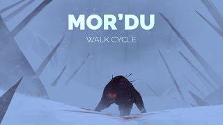 EDWARD KURCHEVSKY- MOR'DU WALK CYCLE