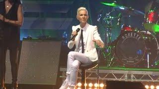 "ROXETTE -LIVE- ""Dressed for Success/Dangerous"" @Berlin June 27, 2015"