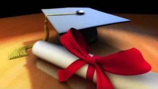 футажи школьный выпускной