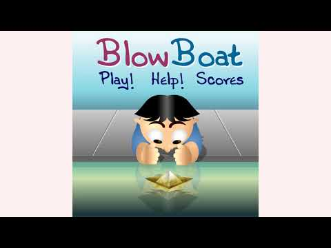 How To Play Paper Boat Blowing Game | Free Online Games | MantiGames.com