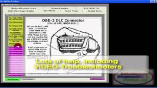 Mr BOB DLC, OBD-II Connector Breakout Box