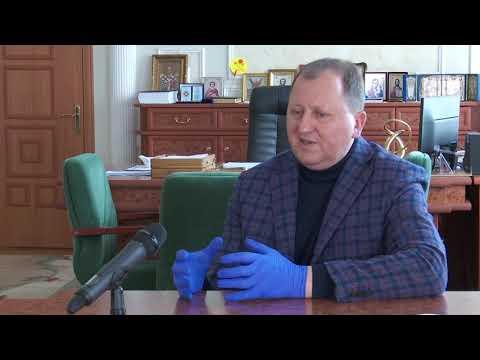 Rada Sumy: З перших вуст: Олександр Лисенко про притидію поширенню коронавірусної інфекції