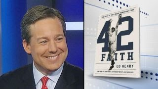 WATCH: Fox's Ed Henry makes emotional return to network after donating portion of his liver to his sister