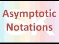 Asymptotic Notations Big O Big Omega And Theta mp3