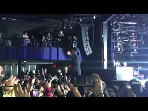 """NF COMPLETELY SPAZZES OUT DURING """"DESTINY"""" - FULL SONG- PERCEPTION TOUR -LIT!!"""