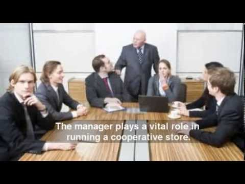 The Manager of a Cooperative Store