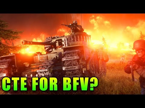 CTE coming to BFV? - Firestorm Officially Abandoned?