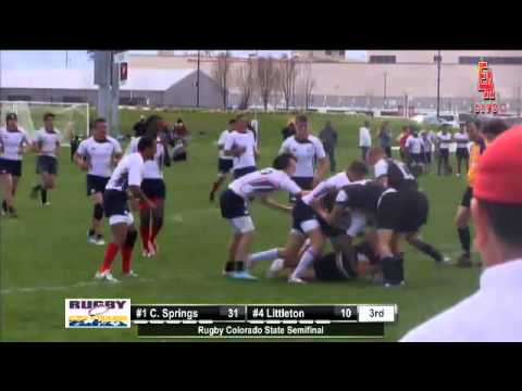 Rugby Semi-Finals: Colo.Springs vs Littleton