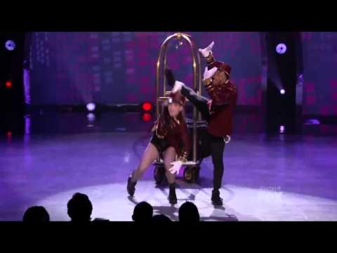 Amy and Fik Shun  So you think you can dance season 10 finale