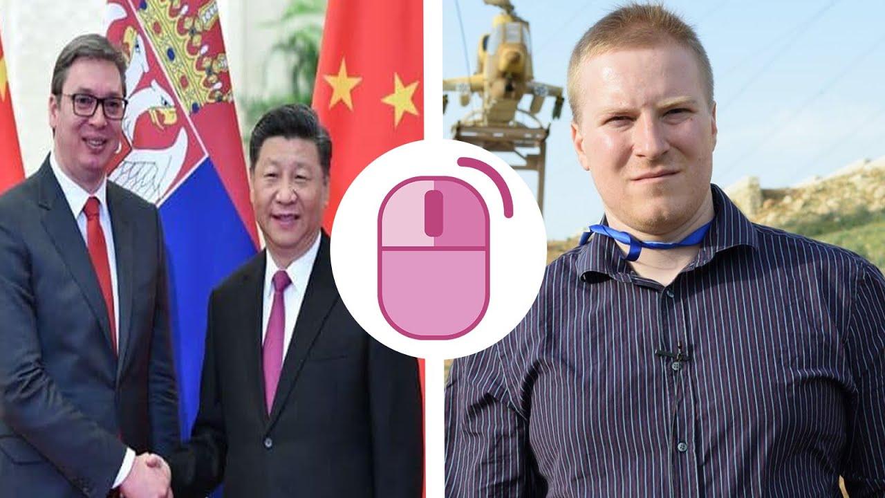 Odlazak u Kinu mi je životno iskustvo, puno toga sam naučio. | Teša Tešanović