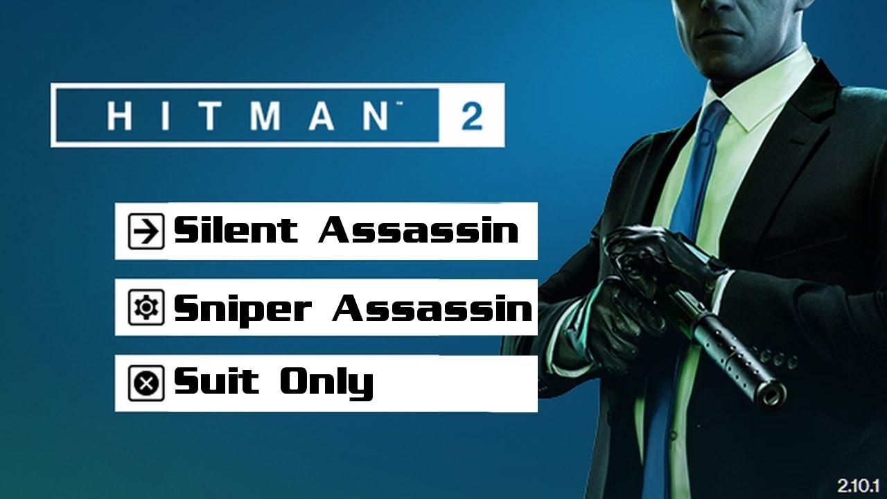 Hitman 2 Santa Fortuna Silent Assassin Suit Only Sniper