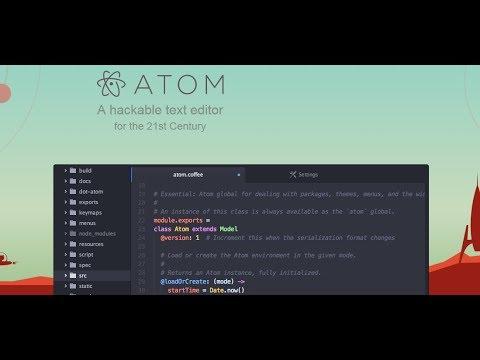How To Run Python Script In Atom Editor Using Platformio-ide-terminal