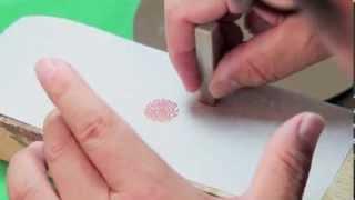 山梨で手彫り印章をつくりつづけて30年、日本に数名しかいない一等印刻...