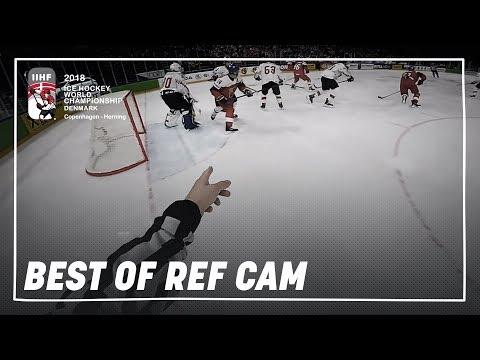 Best of Ref Cam | #IIHFWorlds 2018