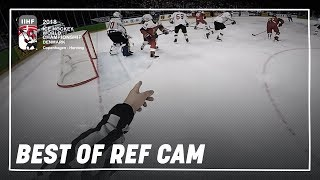 Best of Ref Cam | #IIHFWorlds 2018