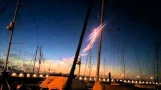 Cruising Yacht Koru, Jersey Airshow 2015, Night Gliders