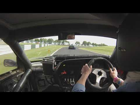 Peugeot 306 GTi6 Chasing Lotus Exige Cadwell Park 4.7.2019