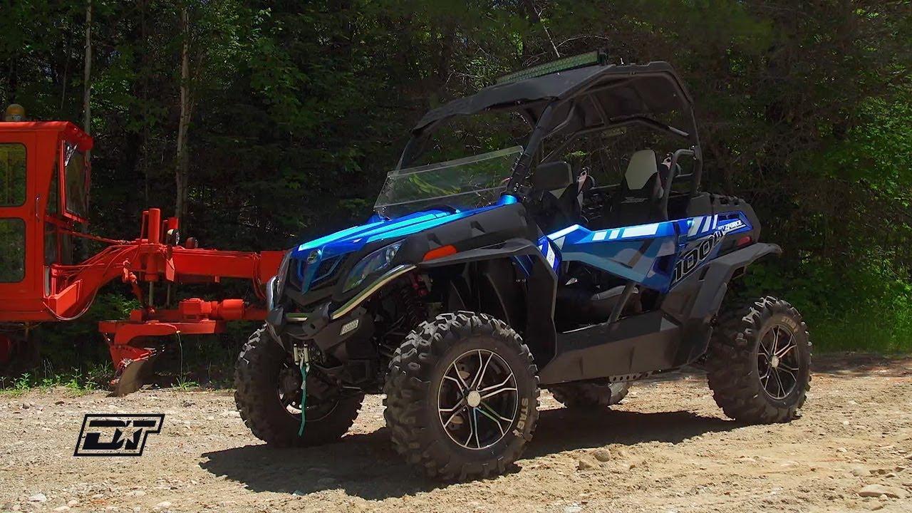 Quads, ATVs & UTVs to Enjoy the Outdoors | CFMOTO Canada