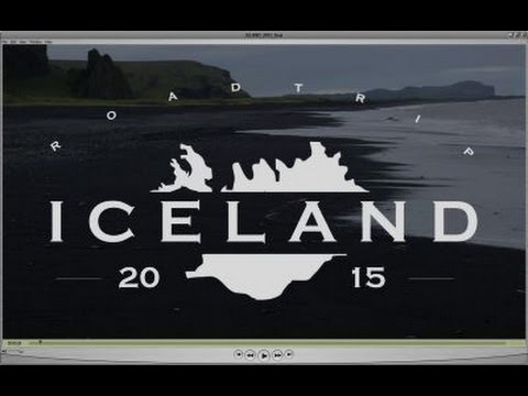 Cesta kolem Islandu 2015; Iceland roundtrip 2015